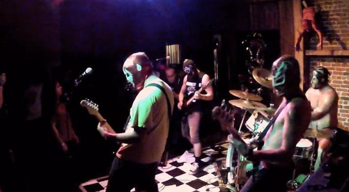 M Section live at The Arlene Francis Center 07/18/13