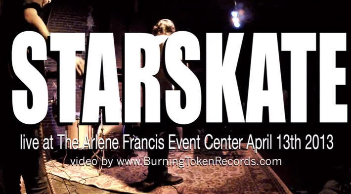 STARSKATE live at The Arlene Francis Center 04/13/13