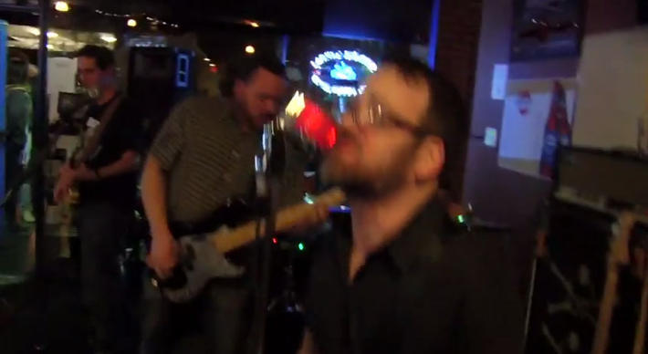 Box Office Poison live at Sprenger's Tap Room - March 18th, 2014