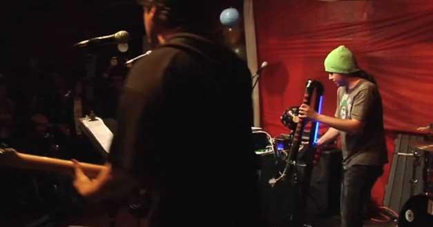 Dr. Beat And The Street Macines playing Got The Fever Now live at The 2012 NorBay Awards July 14 2012