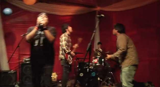 Safeword playing The Perfect Trap at The NorBay 24-Hour Band Contest July 14 2012