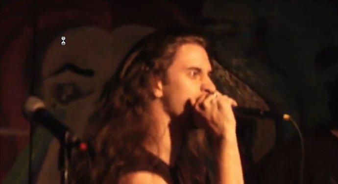 Sanctuary Lost live at The Transient Lounge 02/09/2012