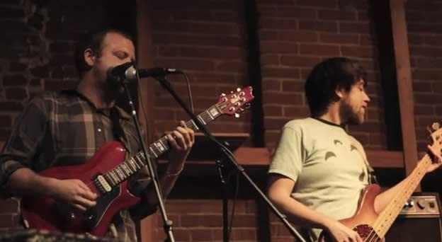 Space Hunter live at The Arlene Francis Center June 1st 2012