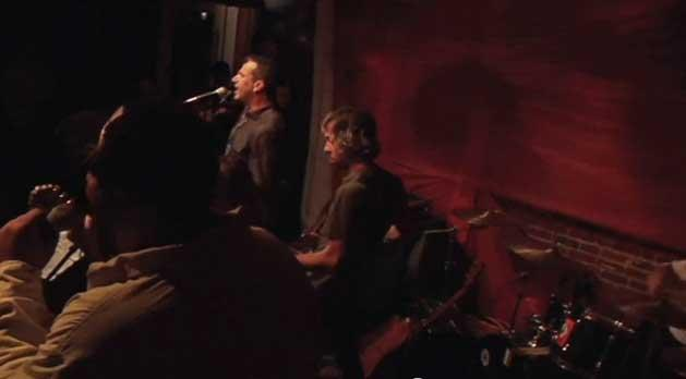 Waiting For Radio playing Hallelujah by Leonard Cohen live at The 2012 NorBay awards july 14 2012