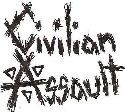 Civilian Assault band santa rosa logo image metal