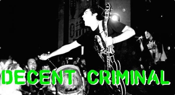 Decent Criminal June 25th Live at the Share Exchange in Santa Rosa
