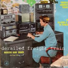 Derailed Freight Train | Modern Hamshack